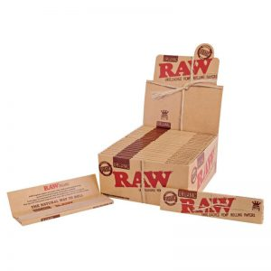 RAW organic vloei