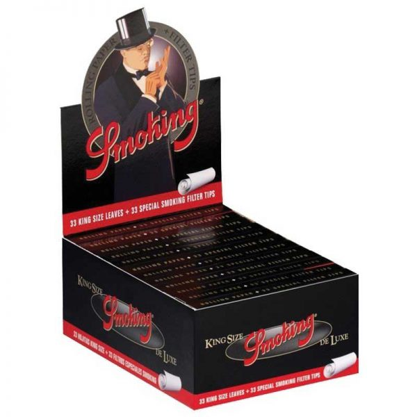 Smoking Black Deluxe 2 in 1