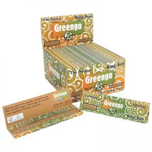greengo kingsize vloei