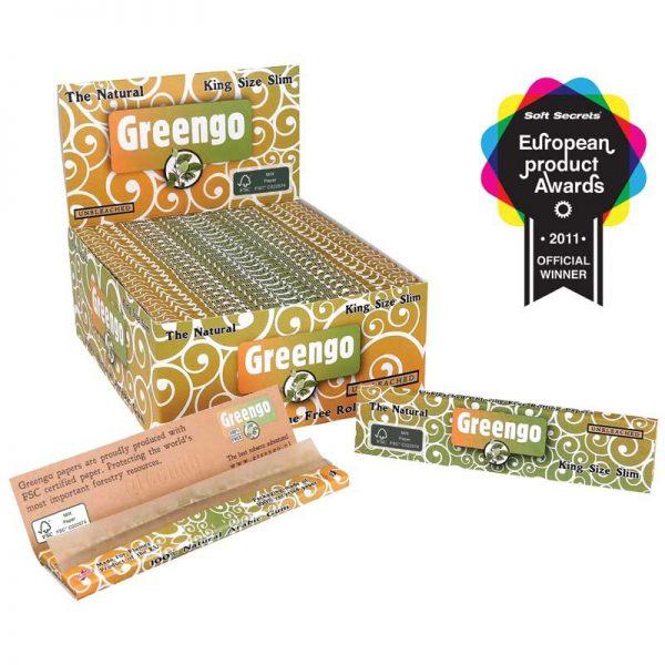 Greengo kingsize slim