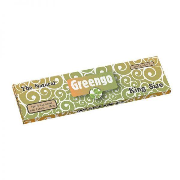 Pakje greengo kingsize vloei