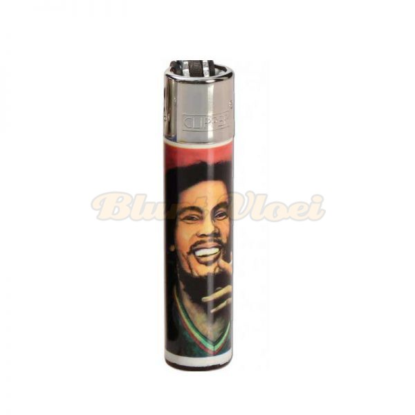 Clipper aansteker Bob Marley
