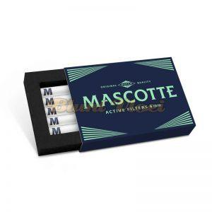 Mascotte actieve filtertips