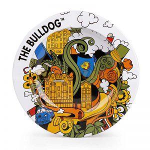 Metalen asbak the bulldog