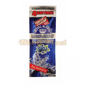 Hemparillo Blueberry Blunt