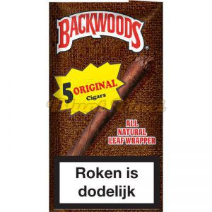 Backwoods Original Blunt