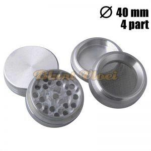 Aluminium Grinder 4Parts