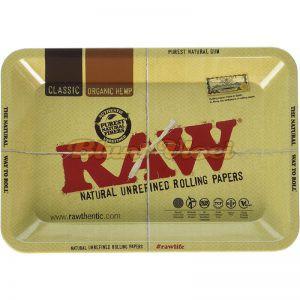 Metalen RAW Rolling Tray