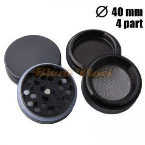 grinder zwart 40mm